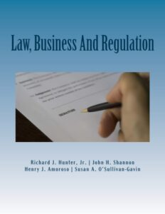 Law, Business & Regulation